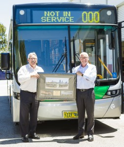 Left: Mark Burgess, Managing Director PTA Right: Peter Dale, CEO Volgren